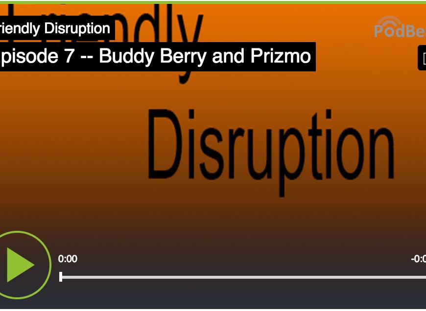 Friendly Disruption episode 7 logo