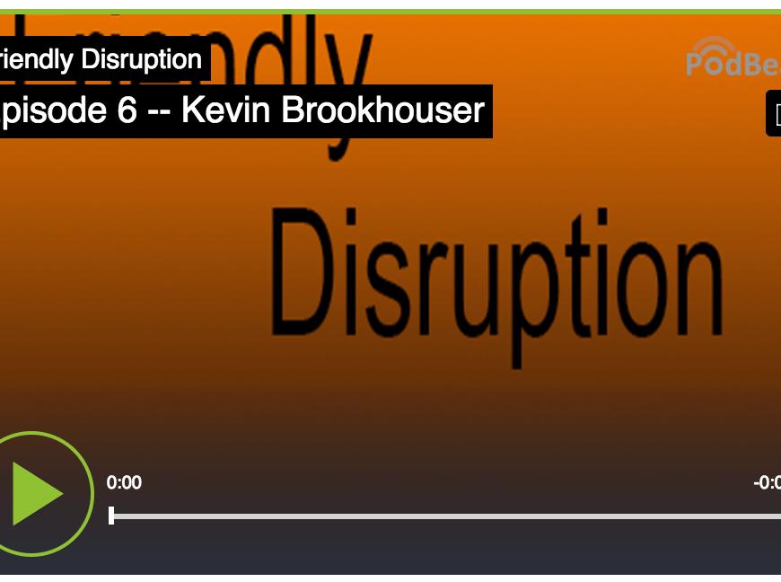 Friendly Disruption episode 6 logo