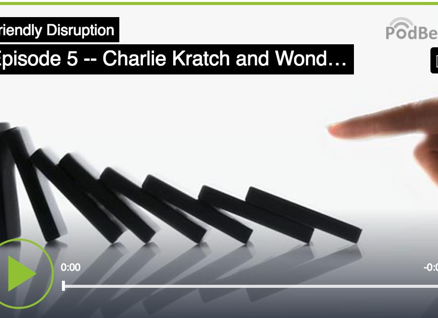 Friendly Disruption episode 5 logo
