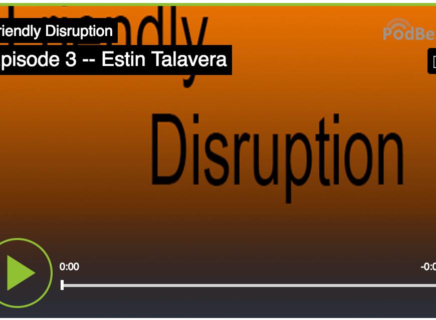 Friendly Disruption episode 3 logo